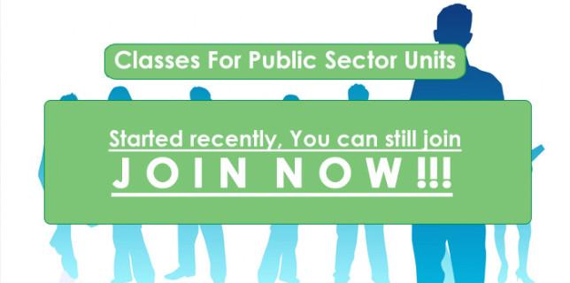 GATE Public Sector Class