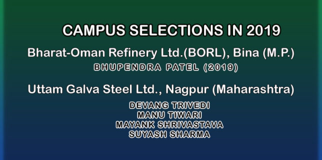 Campus Selections 2019